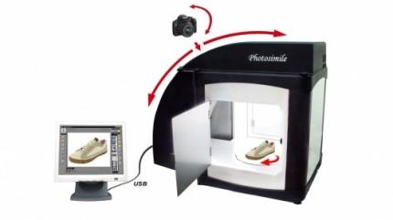 Ortery's Photosimile : Photocopieur 3D