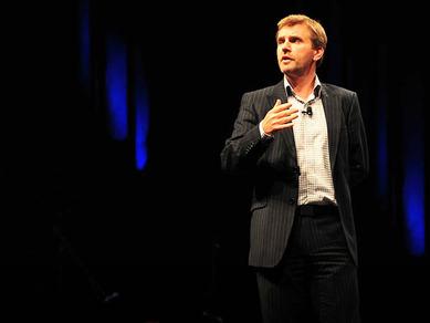 Nigel Marsh – L'équilibre entre vie professionnelle et vie personnelle