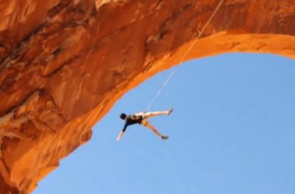 Le plus grand saut à la corde du monde