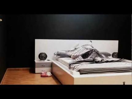 Le lit automatique qui se refait tout seul !
