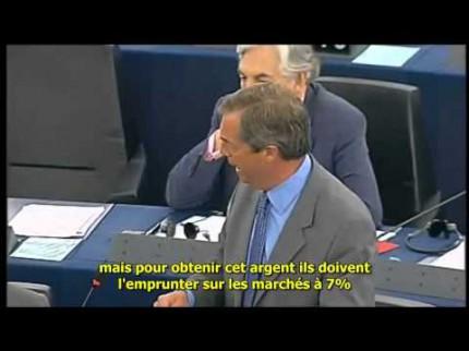 Nigel Farage – Le génie de l'endettement mutuel