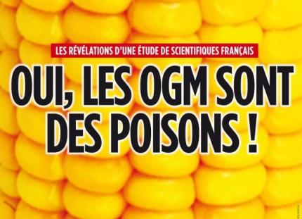 Les OGM sont des poisons – L'étude qui change tout