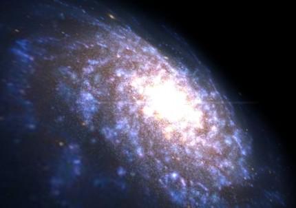 100 000 stars : le voyage dans l'espace