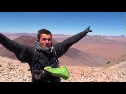1 an autour du monde en 5 minutes
