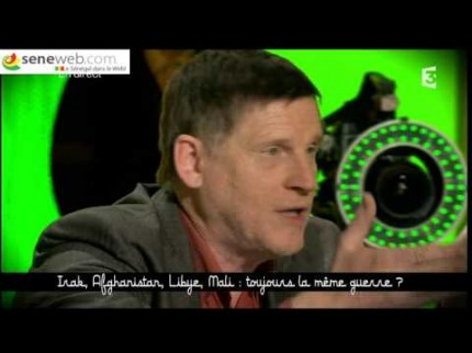 Michel Collon hier soir sur France 3 à propos du Mali