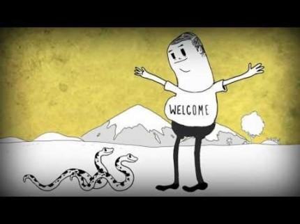 Welcome ! L'histoire de l'homme