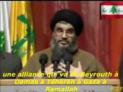 Hassan Nasrallah affirme son soutien à Hugo Chavez