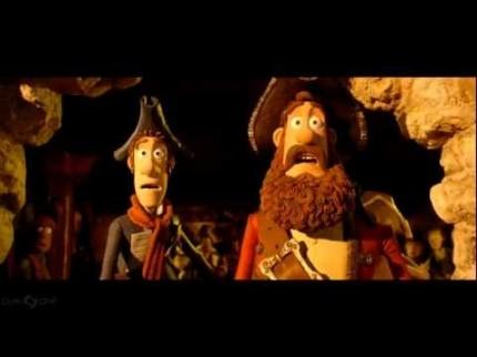Les Pirates ! Bons à rien Mauvais en tout