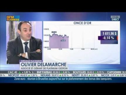 Olivier Delamarche : le dollar ne vaut plus que le prix du papier