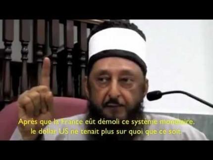 Sheikh Imran Hosein : De Gaulle et le Pétrodollar
