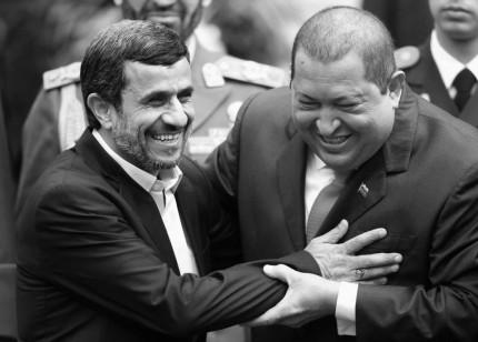 Hugo Chavez – Message de condoléances du président Mahmoud Ahmadinejad