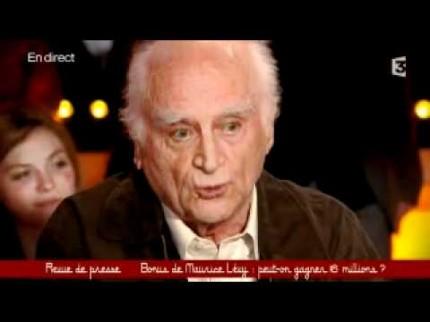 Michel Serres : entre richesse et sagesse