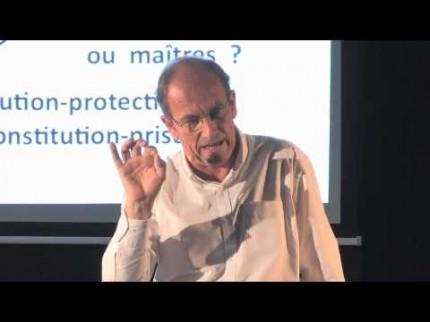 Etienne Chouard – Nous ne sommes pas en démocratie