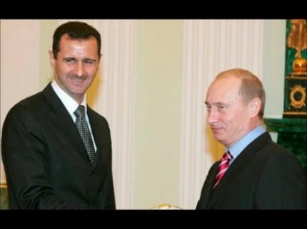 François Asselineau sur Bachar El-Assad
