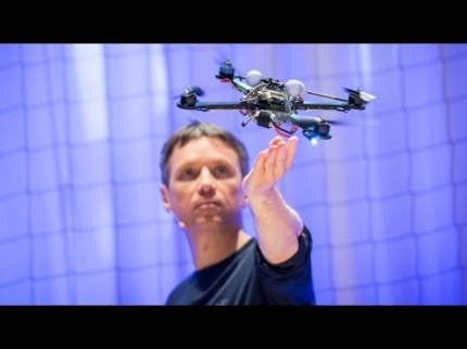 Le potentiel incroyable de quadcopters