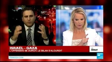 Majed Bamya – 2ème leçon de journalisme à France 24