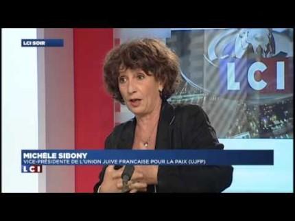 Michèle Sibony – leçon de journalisme à LCI