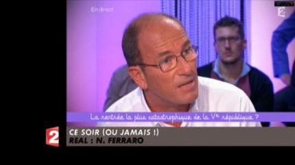 Etienne Chouard à Ce soir (ou jamais!)