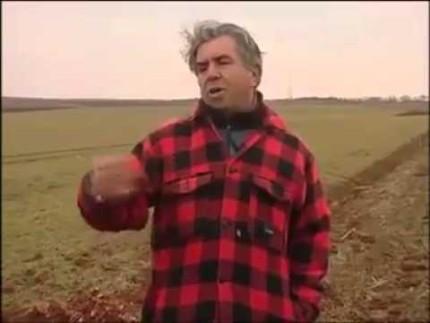 Claude Bourguignon sur l'agriculture moderne