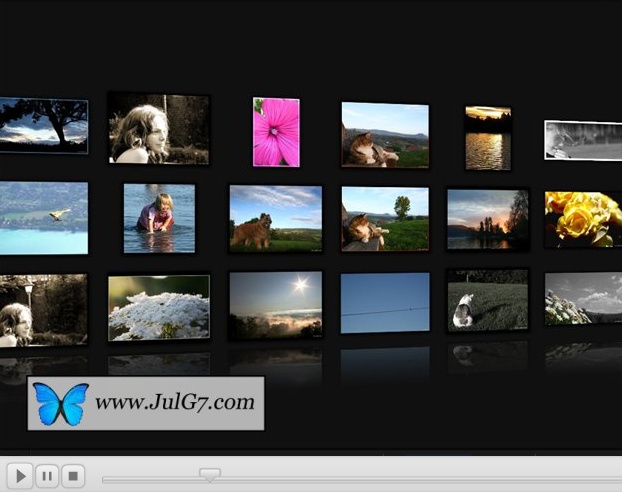 Créer sa propre galerie photo